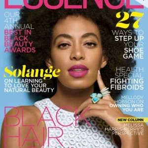 ESSENCE magazine releases three covers for it's beauty issue