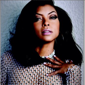 Taraji P. Henson gets glam for 'Upscale' Magazine