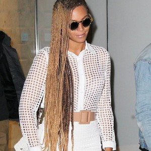 Get the look: Beyoncé in New York