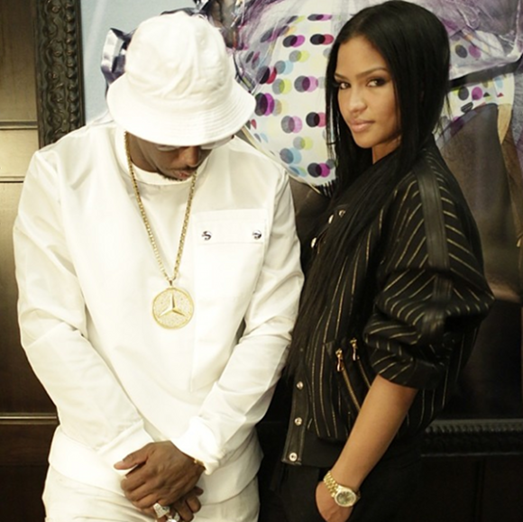 Cassie and Diddy 2014