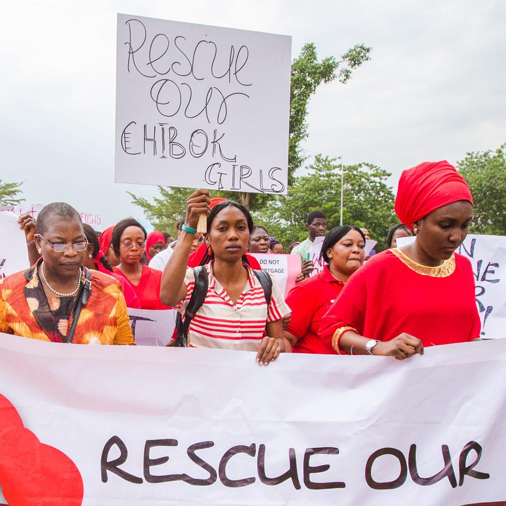 #bringbackourgirls Chibok Nigeria