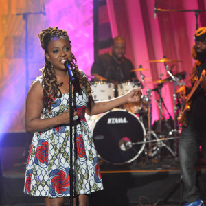 Ledisi performs 'Like This' on 'The Queen Latifah Show'