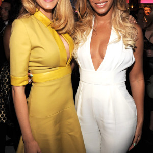 Beyonce and Blake Lively