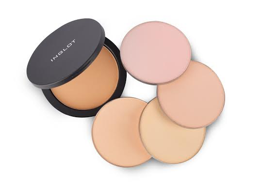 Inglot HD pressed powders