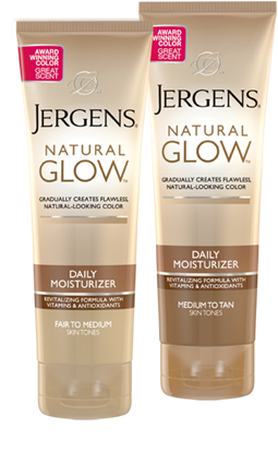 Jergens natural glow
