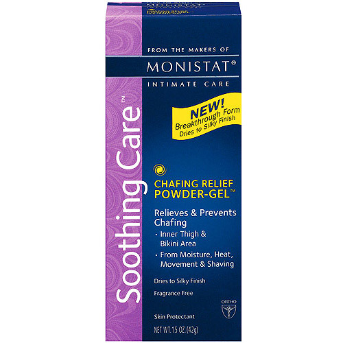 Monistat chafing relief gel