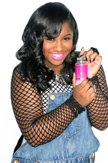 Reginae and Hairfinity