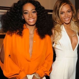Sloange and Beyonce