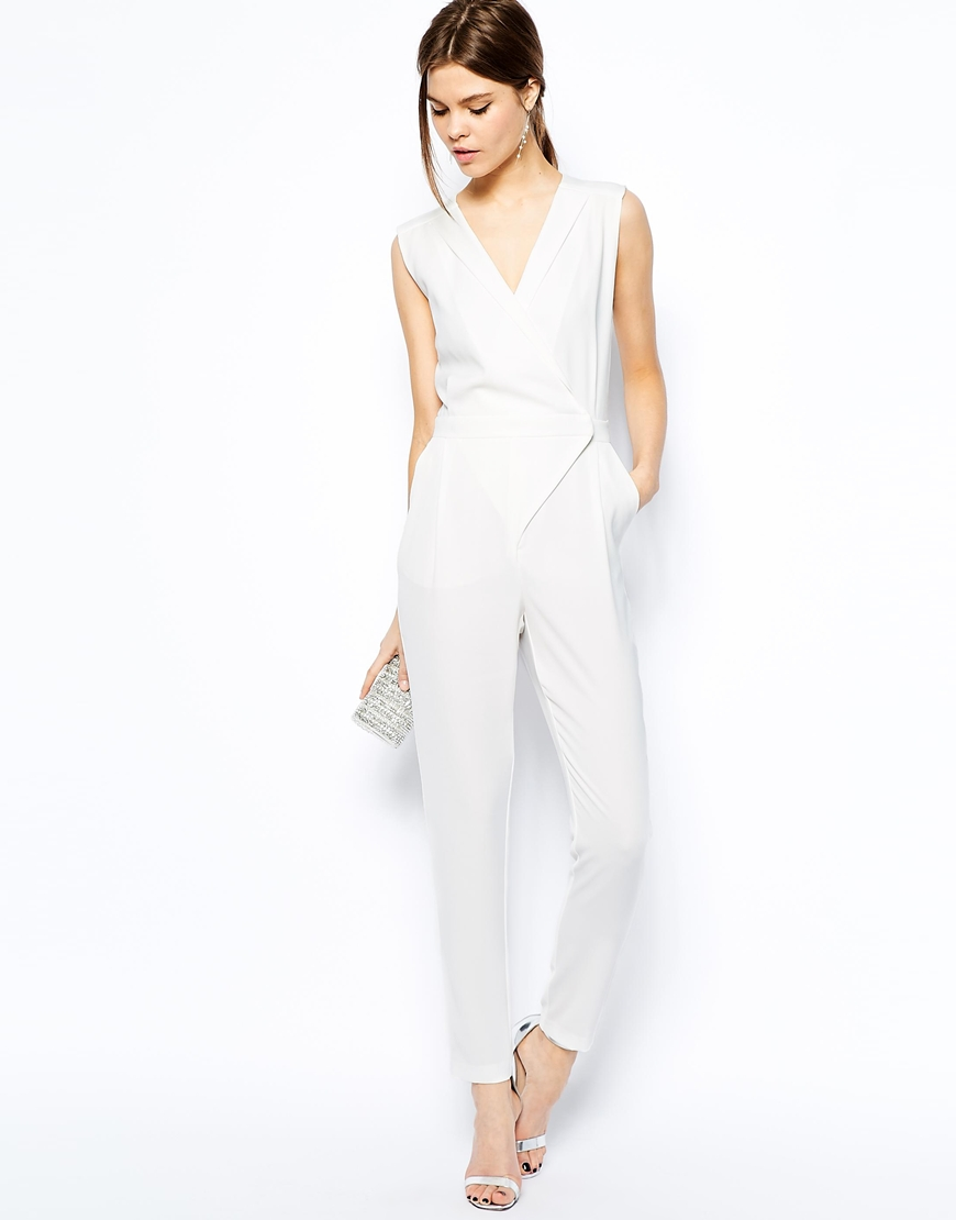 9d41cd8578b Channel your inner Baddie Bey in the above Warehouse Jumpsuit