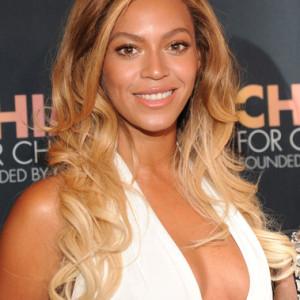 The look for less: Beyoncé's white-hot Gucci jumpsuit