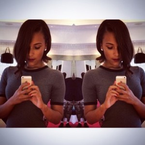 Ludacris' girlfriend Eudoxie shows off new do'