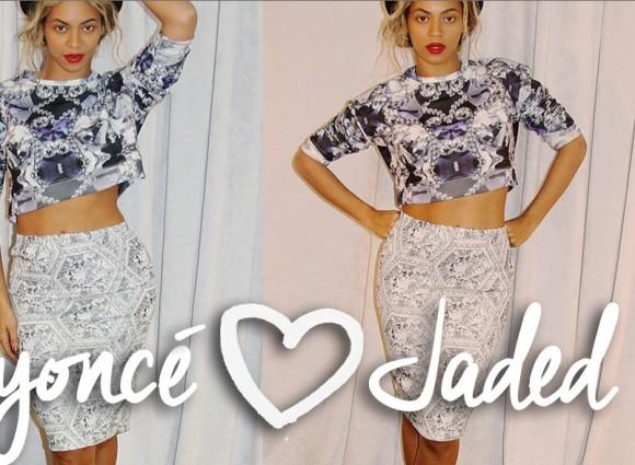 Beyonce Jaded