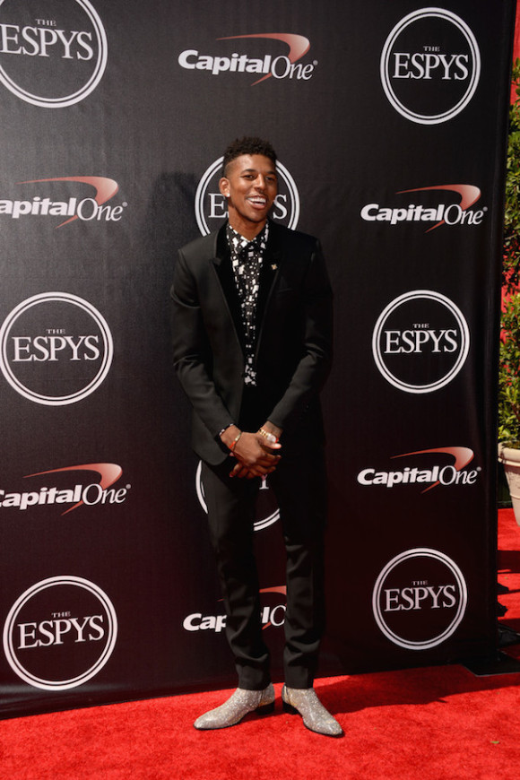 Nick Young ESPY