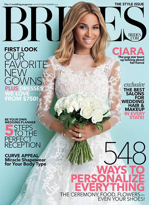 ciara-cover_brides magazine
