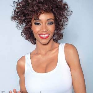 First look: Yaya Dacosta channels her inner Whitney Houston