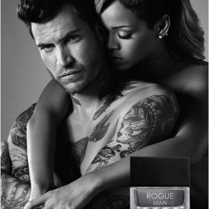Rihanna unveils first male fragrance, Rogue Man