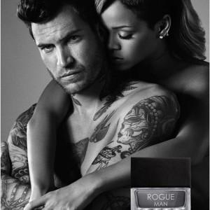 Rihanna unveils first male fragrance, Rogue Man