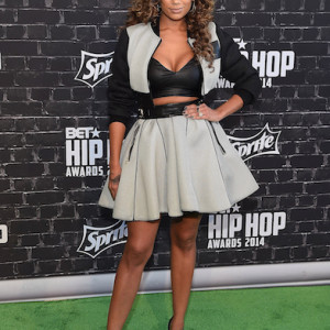 Celebrities invade the 2014 BET Hip Hop Awards
