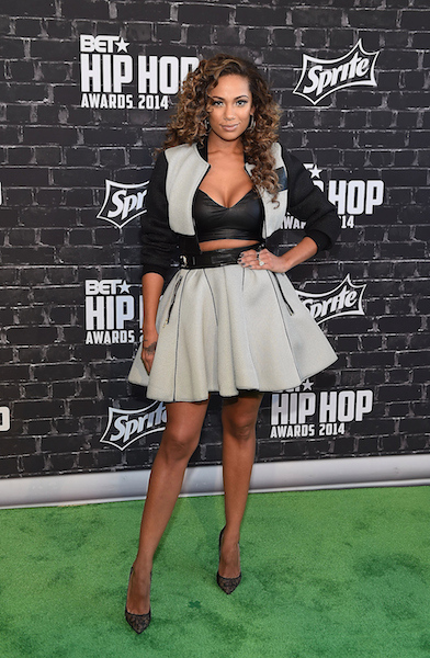 BET Hip Hop Awards 2014 - Arrivals