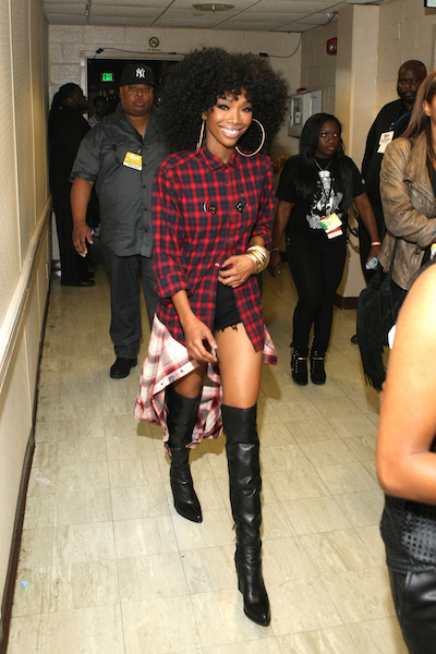 BET Hip Hop Awards 2014 Backstage