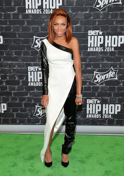 2014 BET Hip Hop Awards - Arrivals
