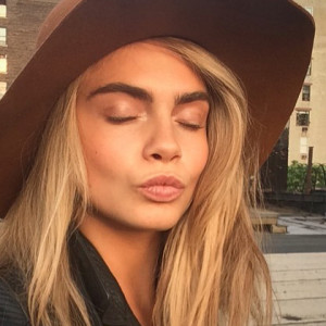 Cara Delevingne talks insecurities