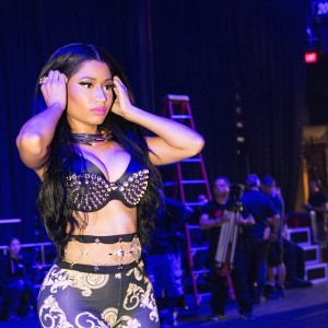 Nicki Minaj's Instagram fashion photos