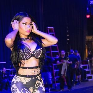 Nicki Minaj's Instagram fashion photos