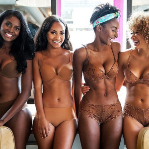 Nubian Skin debuts nude underwear for women of color