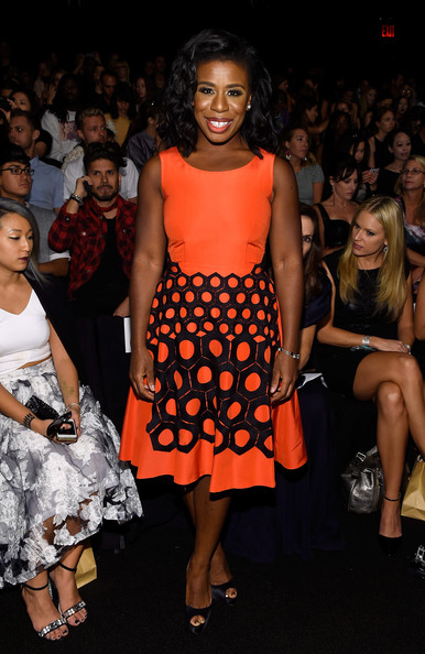 Celebrities take over mercedes benz fashion week ss15 for When is fashion week over