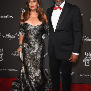 Alicia Keys, LaLa Anthony, Rocsi Diaz and more attend the 2014 Angel Ball