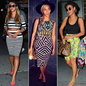 OMG! Beyoncé teams up with Topshop