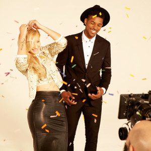 Iggy Azalea and Nick Young for Forever 21