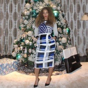 Beyoncé's holiday style will put you in the Christmas spirit