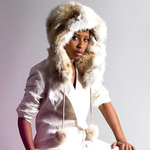 Rapper Dej Loaf makes her fashion debut in 'Elle' magazine