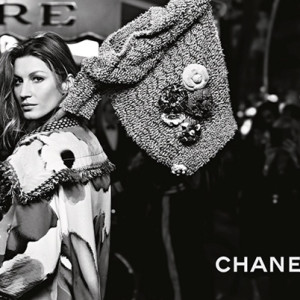 Gisele Bündchen fronts Chanel's Spring 2015 print ads