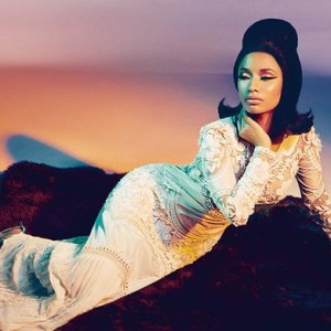 Nicki Minaj goes high fashion in Roberto Cavalli campaign!