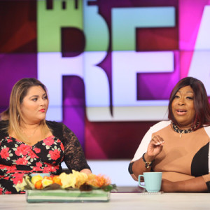 'The Real' co-host Loni Love gets real about body image