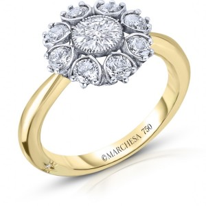 Marchesa launches stunning line of engagement rings