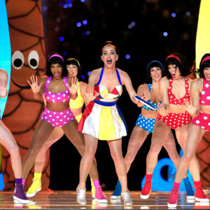 Katy Perry's Super Bowl performance inspires hilarious memes