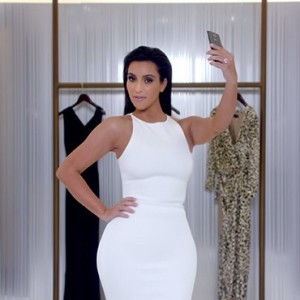 Selfie 101, with Kim Kardashian