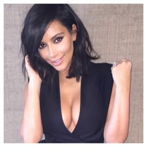 Kim Kardashians' new hairdo will shock you!