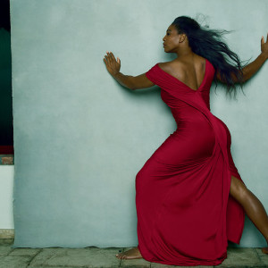 Serena Williams unveils new cover of 'Vogue' magazine