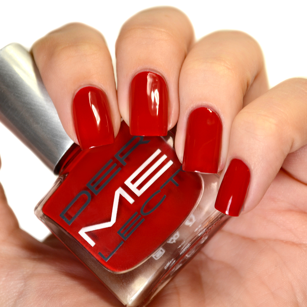 Red-iculous Nails
