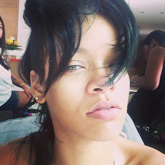 Photo credit: Rihanna/Instagram