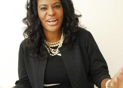 Dr. Dionne Mahaffey (Photo credit: Kat Goduco)